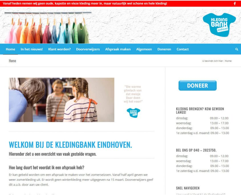 Kledingbank-eindhoven